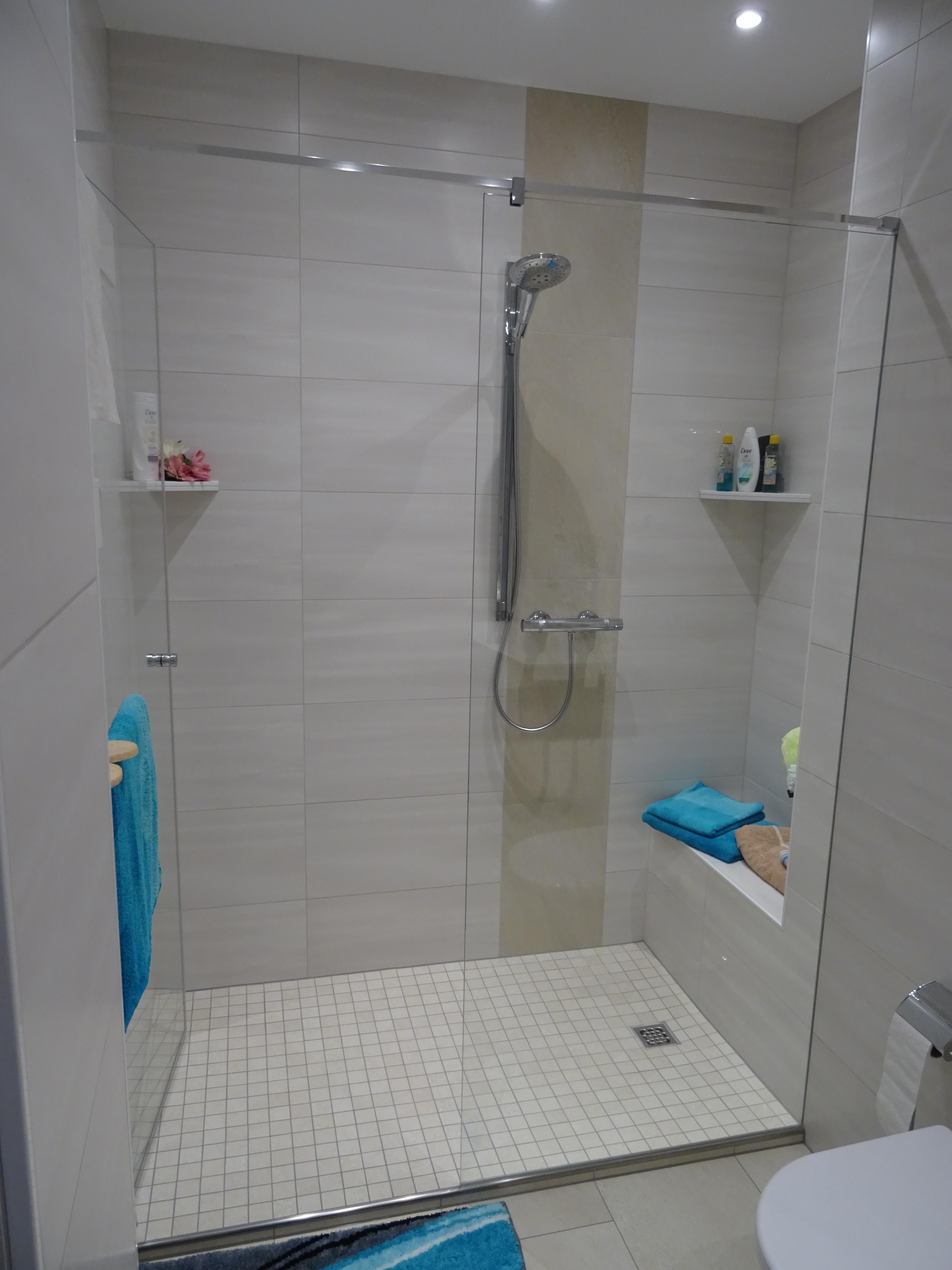 Dusche Variante 5