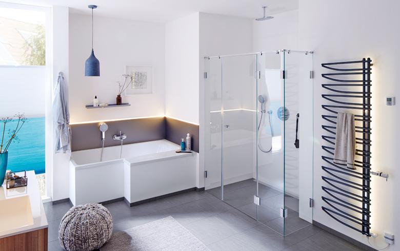 duschabtrennungen glasduschen duschabtrennungen aus glas duschen. Black Bedroom Furniture Sets. Home Design Ideas