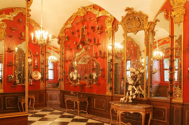 Spiegel Bestellen 17 : Historische spiegel barockspiegel spiegel art steffen noack
