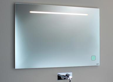 Badspiegel mit Sensor