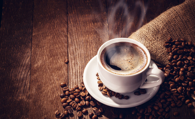 Küchenrückwand Kaffee Motiv