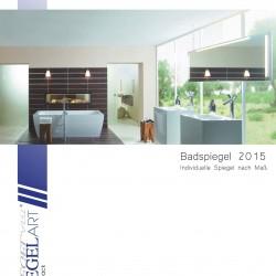 Badspiegel Katalog 2015