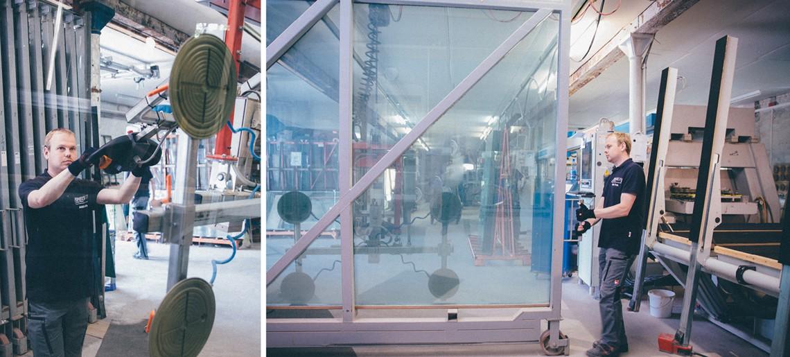 maßgenaue Glasbearbeitung - CNC Glasbearbeitung