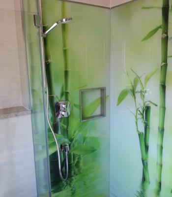 Duschsystem zum einklappen