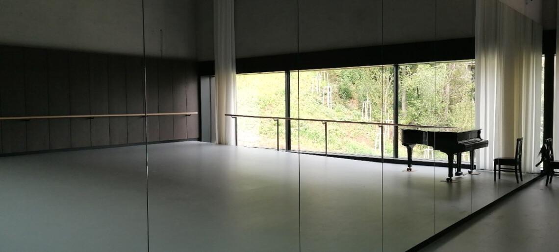 Tanzspiegel und Ballettspiegel