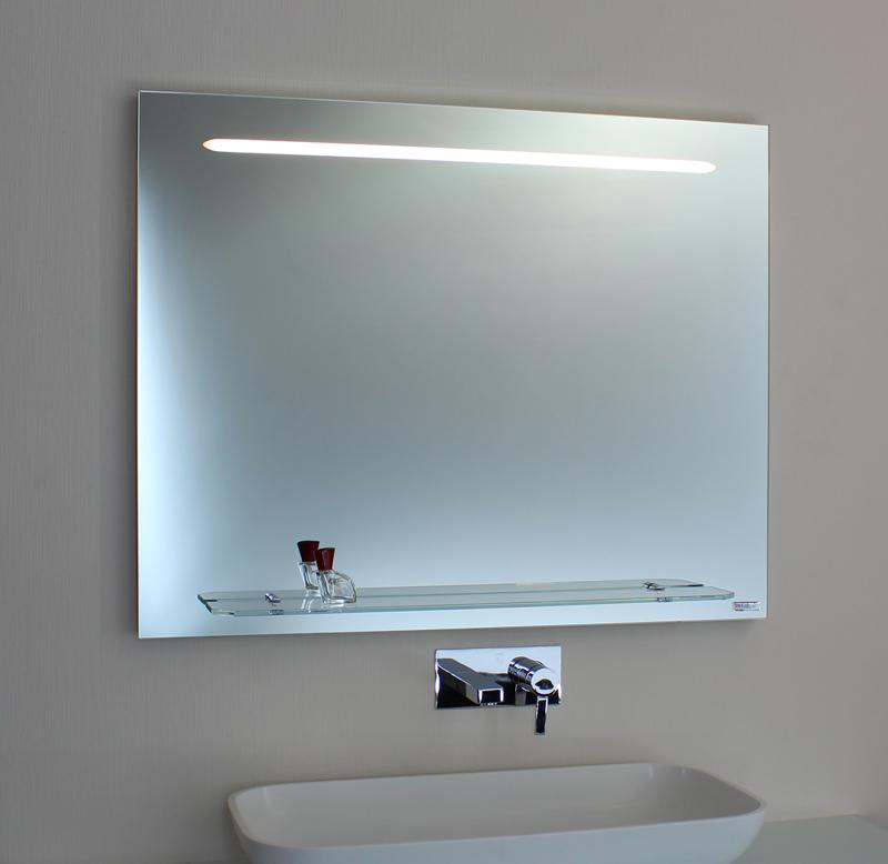 Badezimmerspiegel Mit Beleuchtung Und Ablage.Badspiegel Led 00 24 Spiegel Art