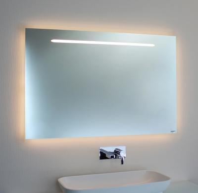 Badspiegel LED mit Ambientebel. 00-06