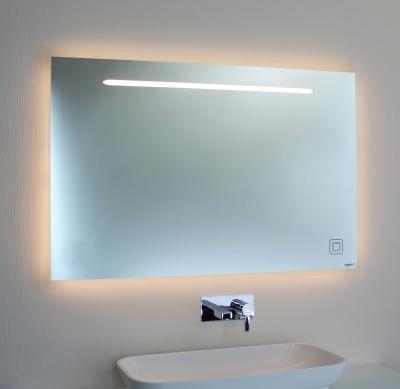 Badspiegel LED mit Ambientebel. 00-06.1