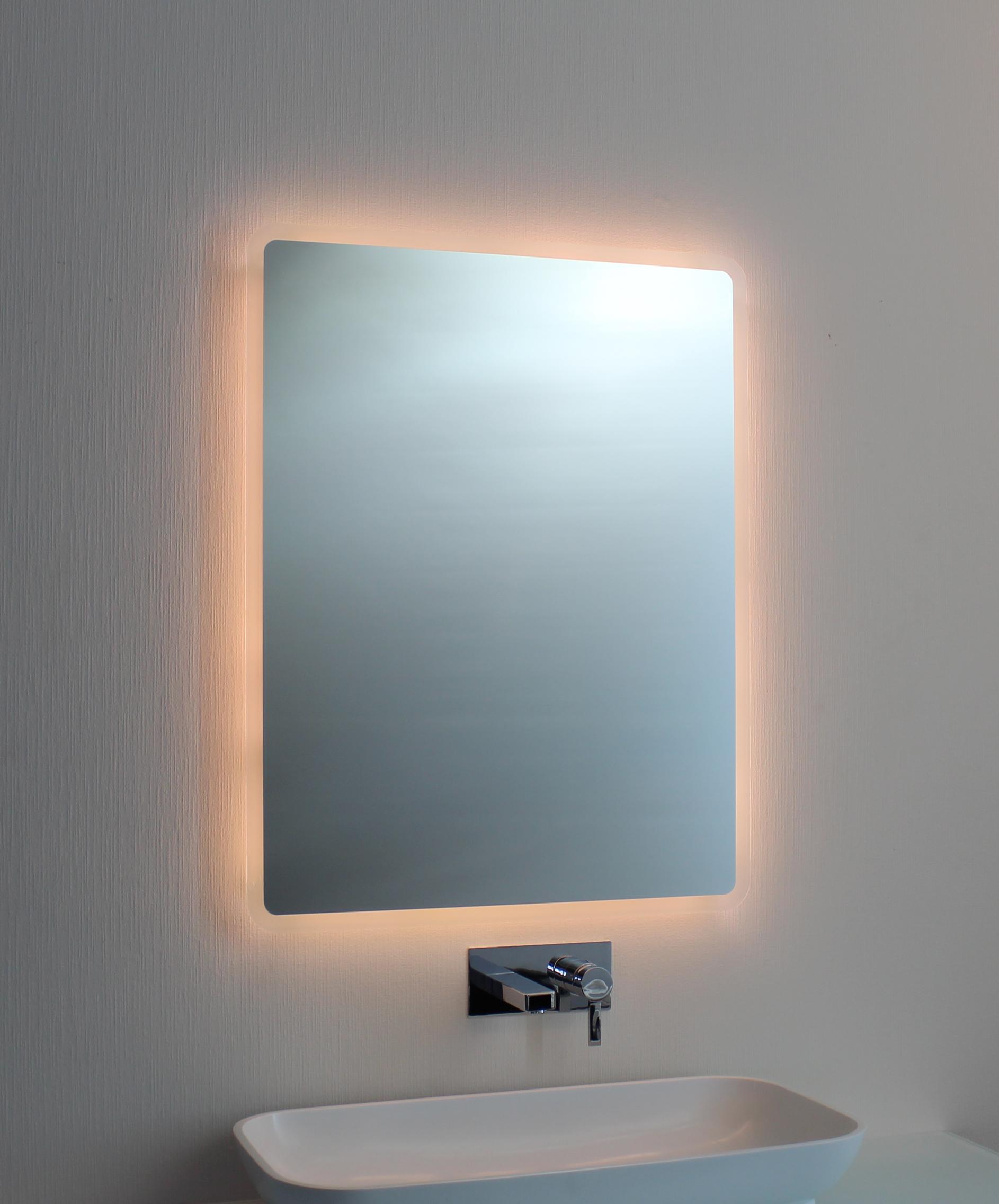Bekannt Badspiegel LED Ambientebel. 00-09 » SPIEGEL ART® YH16