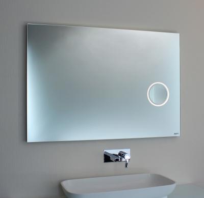 Badspiegel mit Kosmetikspiegel 00-05