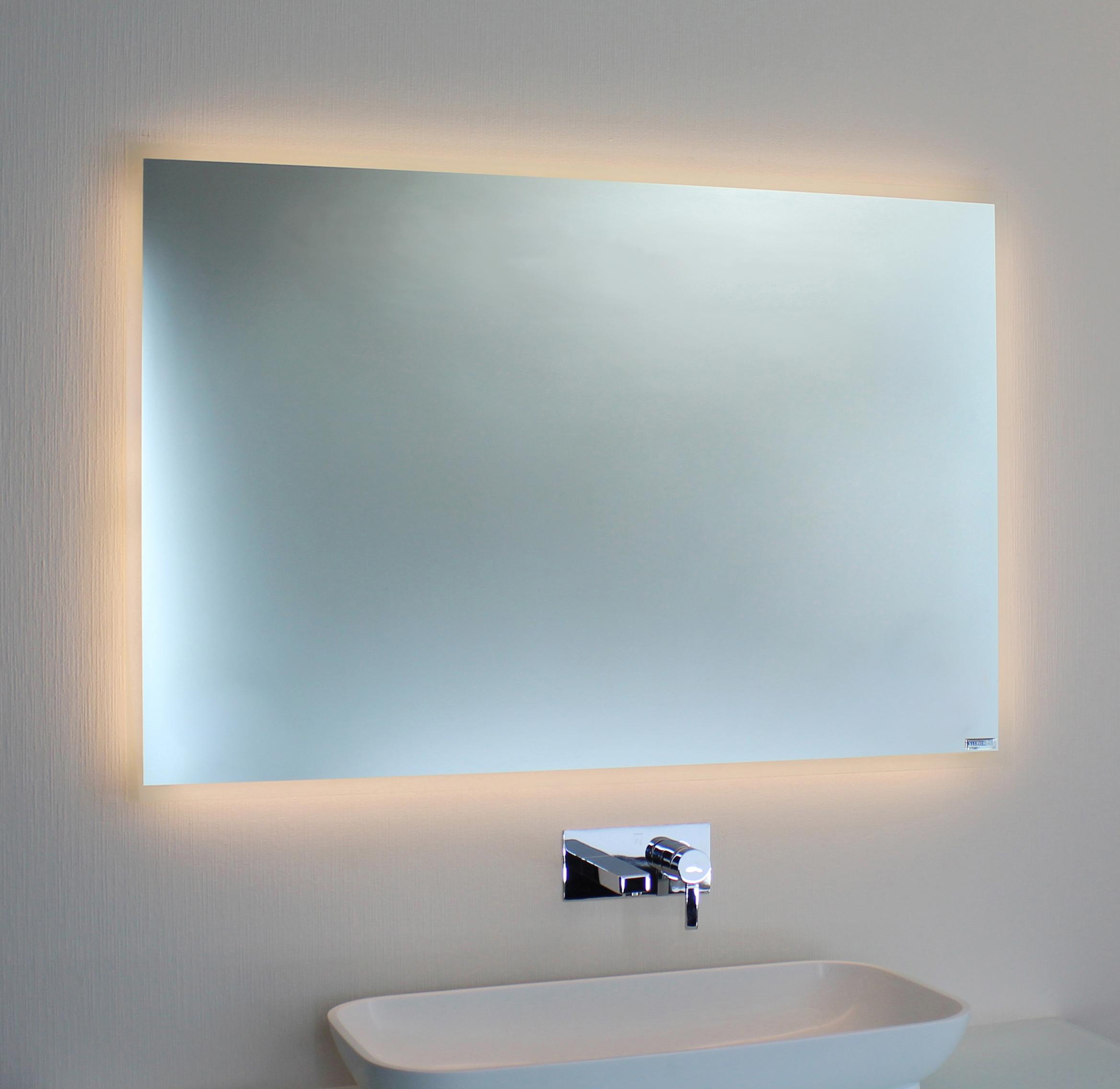 Berühmt Badspiegel LED Ambientebel. 00-04 » SPIEGEL ART® UW02